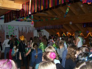 Rott Kinderkirche Disco 2015