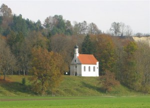 Lorenzkapelle in Epfach