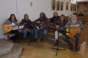 Gitarrengruppe Epfach